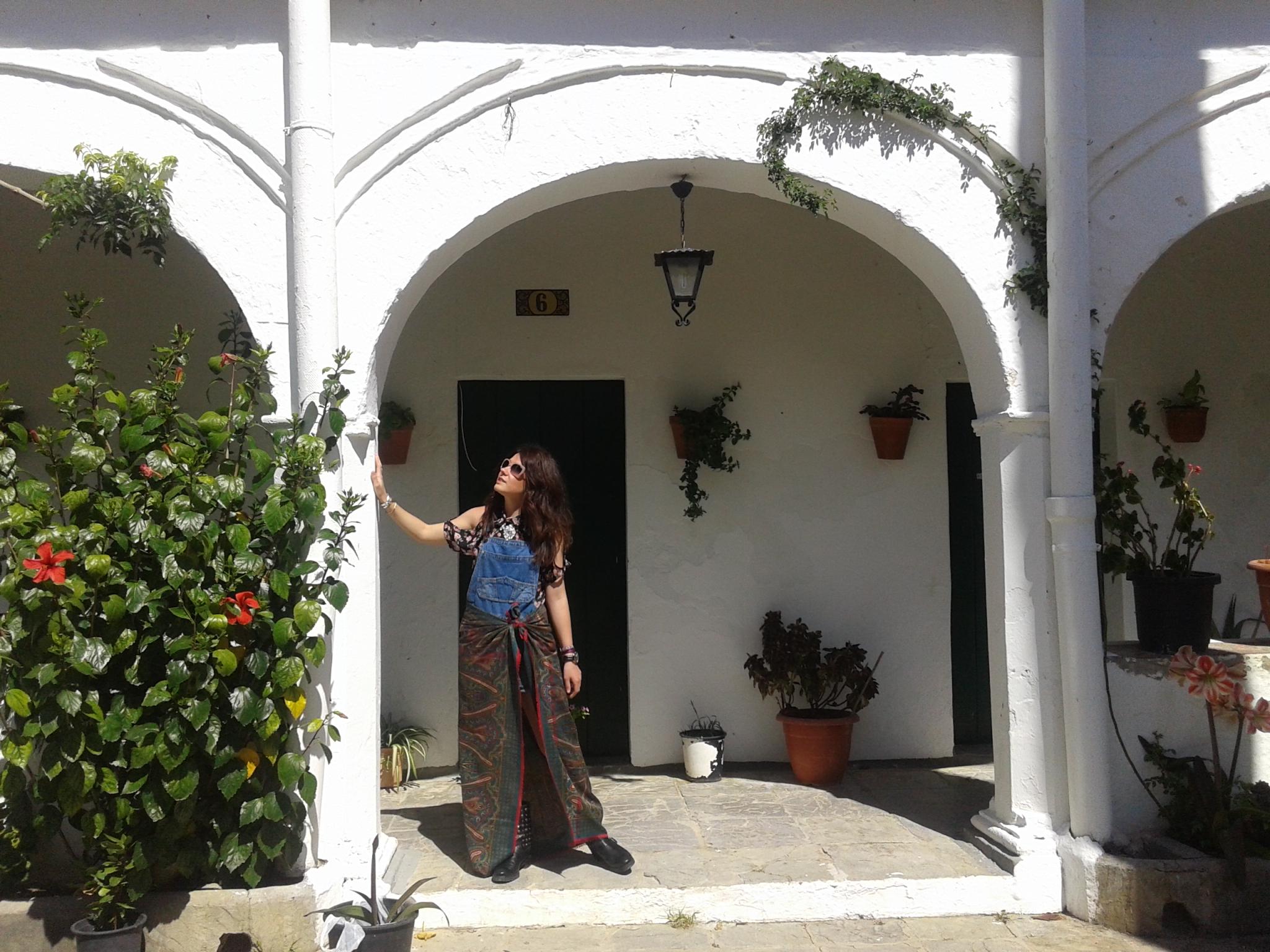 De algeciras a un patio andaluz la moda es una actitud - Un patio andaluz ...